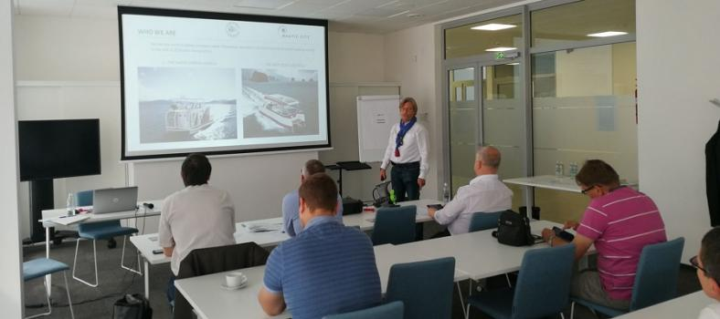 Demo-boats workshops and international e-mobility conference in Klaipeda & Rusne (Lithuania)